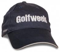 Модная бейсболка Golfweek