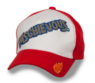 Модная бейсболка MISCHIEVOUS ®.