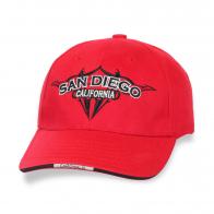 Модная бейсболка San Diego от Cardinal's.