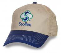 Модная бейсболка Stoller.