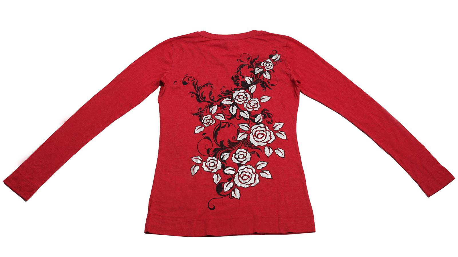 Купить модную брендовую кофточку «Розочка» от Panhandle Slim по лучшей цене