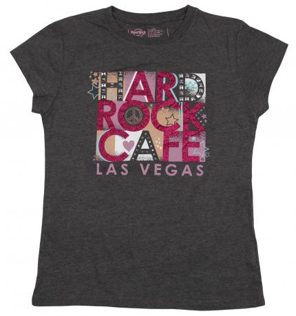 Модная футболка Hard Rock для юных красоток