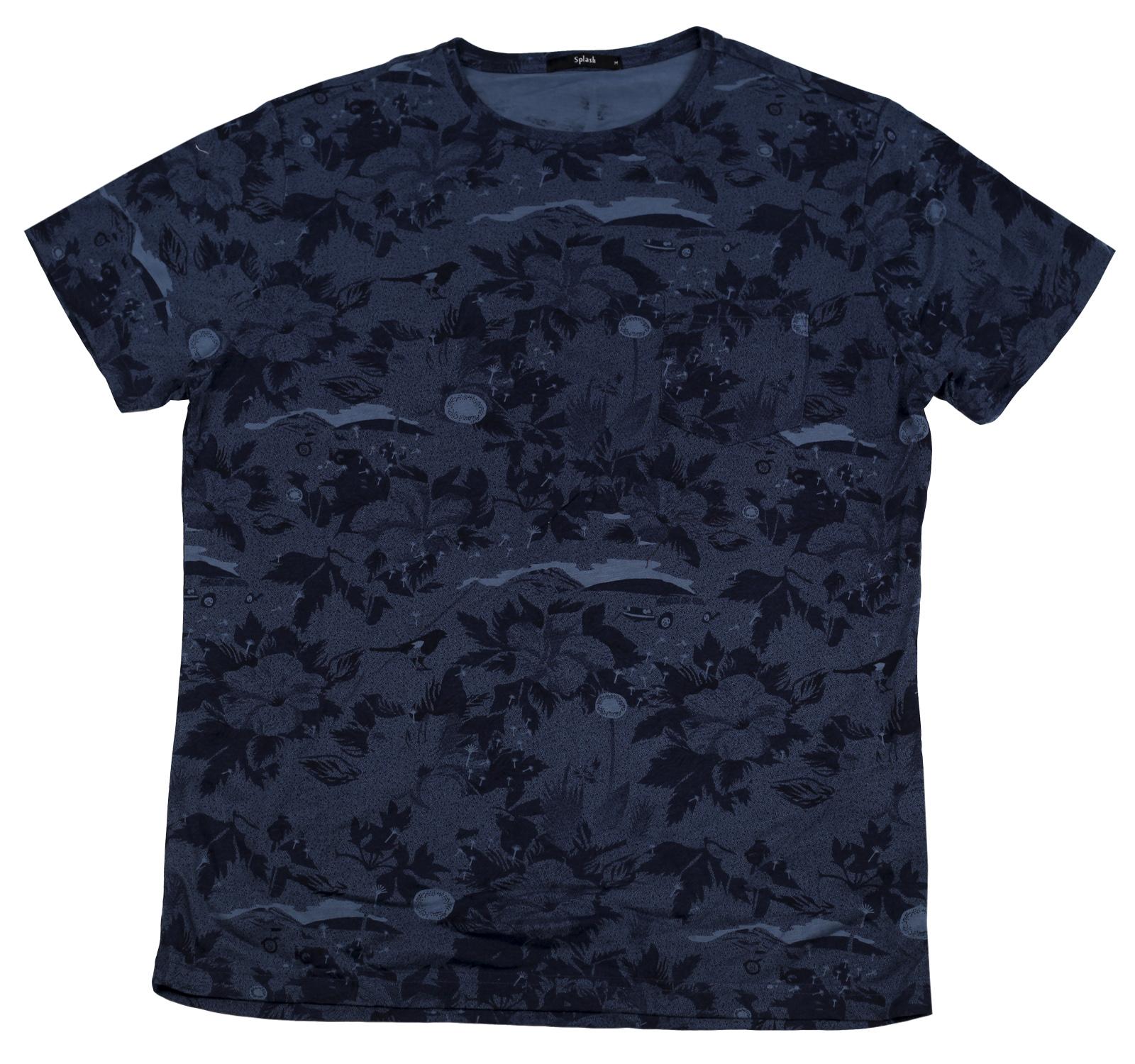 Модная футболка Splash: чтобы отдых удался