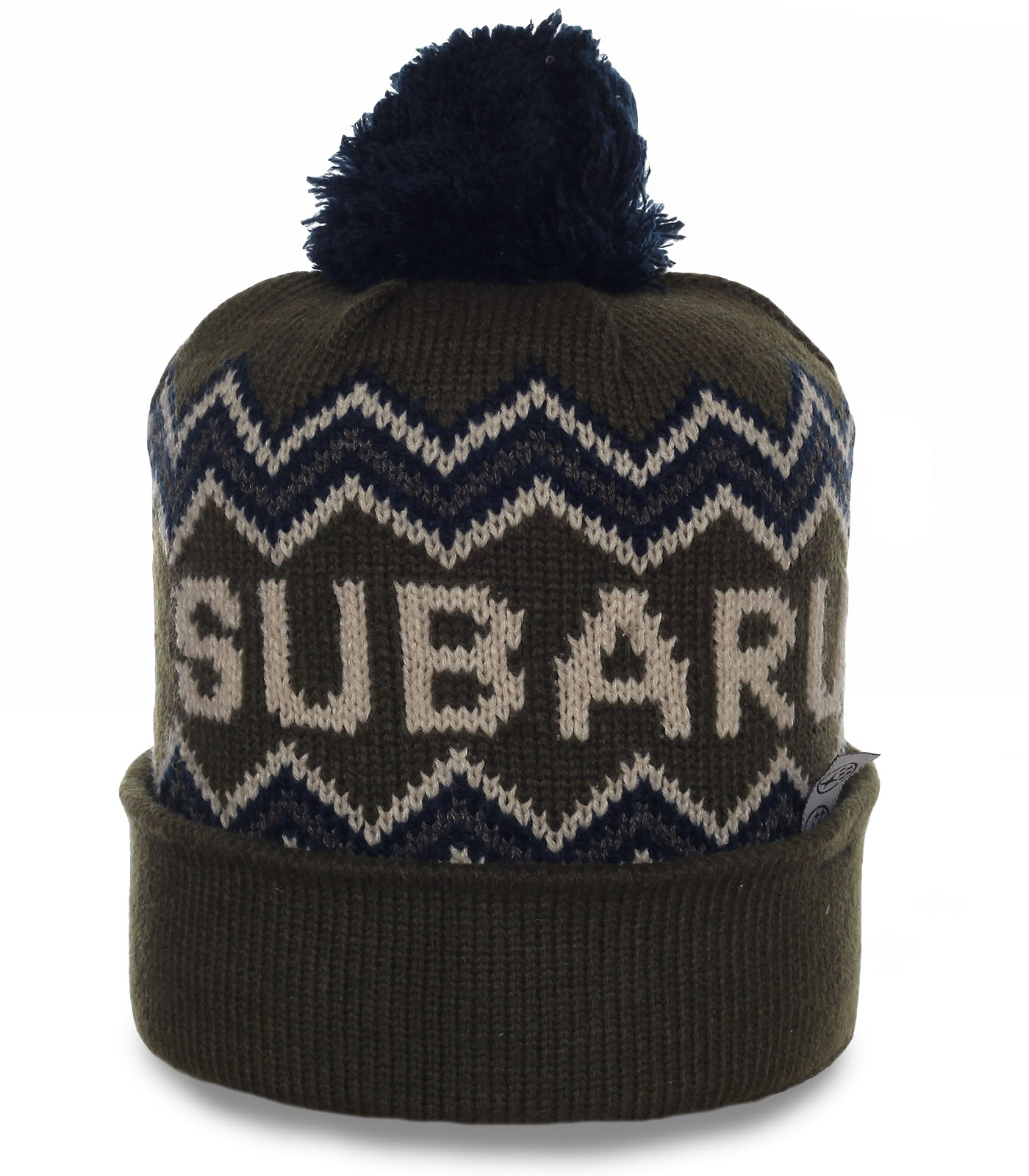 Модная и практичная шапка Subaru. Комфортная модель для любой погоды