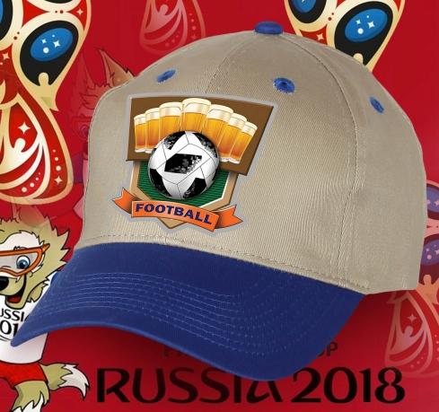 Модная кепка Football.