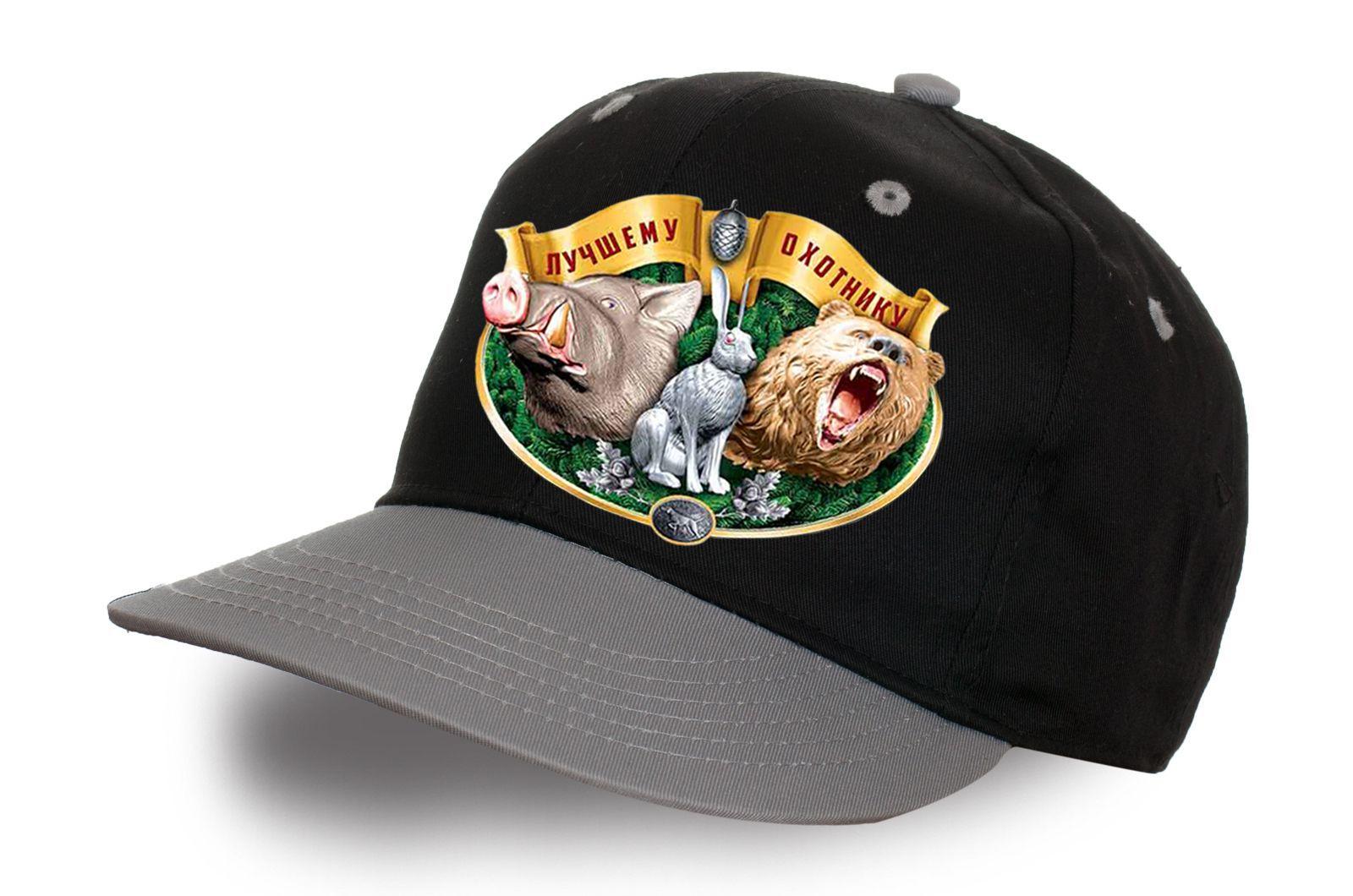 Модная кепка лучшему охотнику - купить онлайн с доставкой
