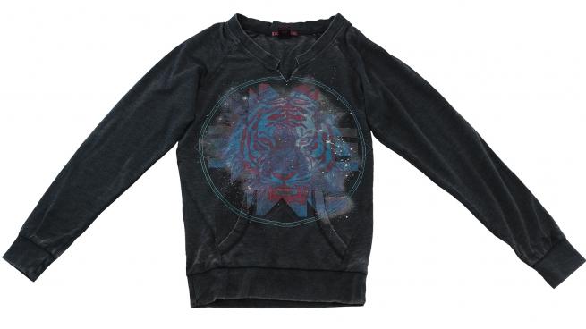 Модная кофточка худи от Rock&Roll CowGirl. Плотная ткань, отличное качество