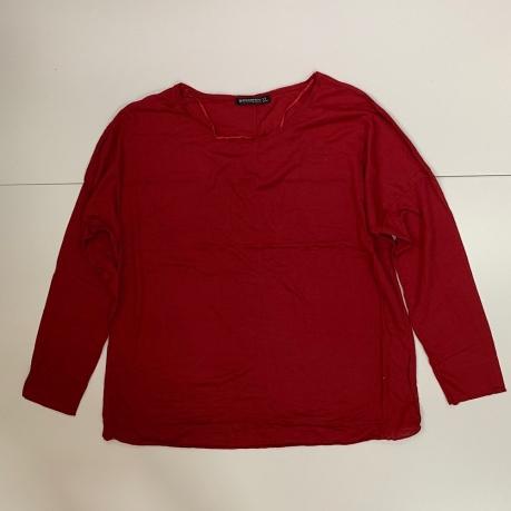 Модная Красная кофточка от Encuentro