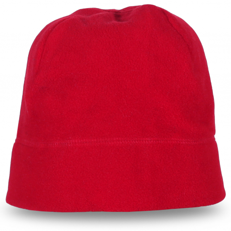 Модная красная шапка