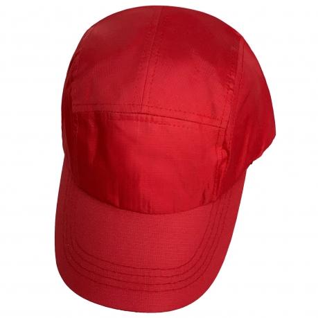 Модная летняя бейсболка (красная)