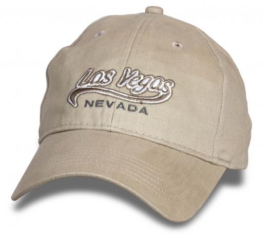 Модная летняя кепка Las Vegas.