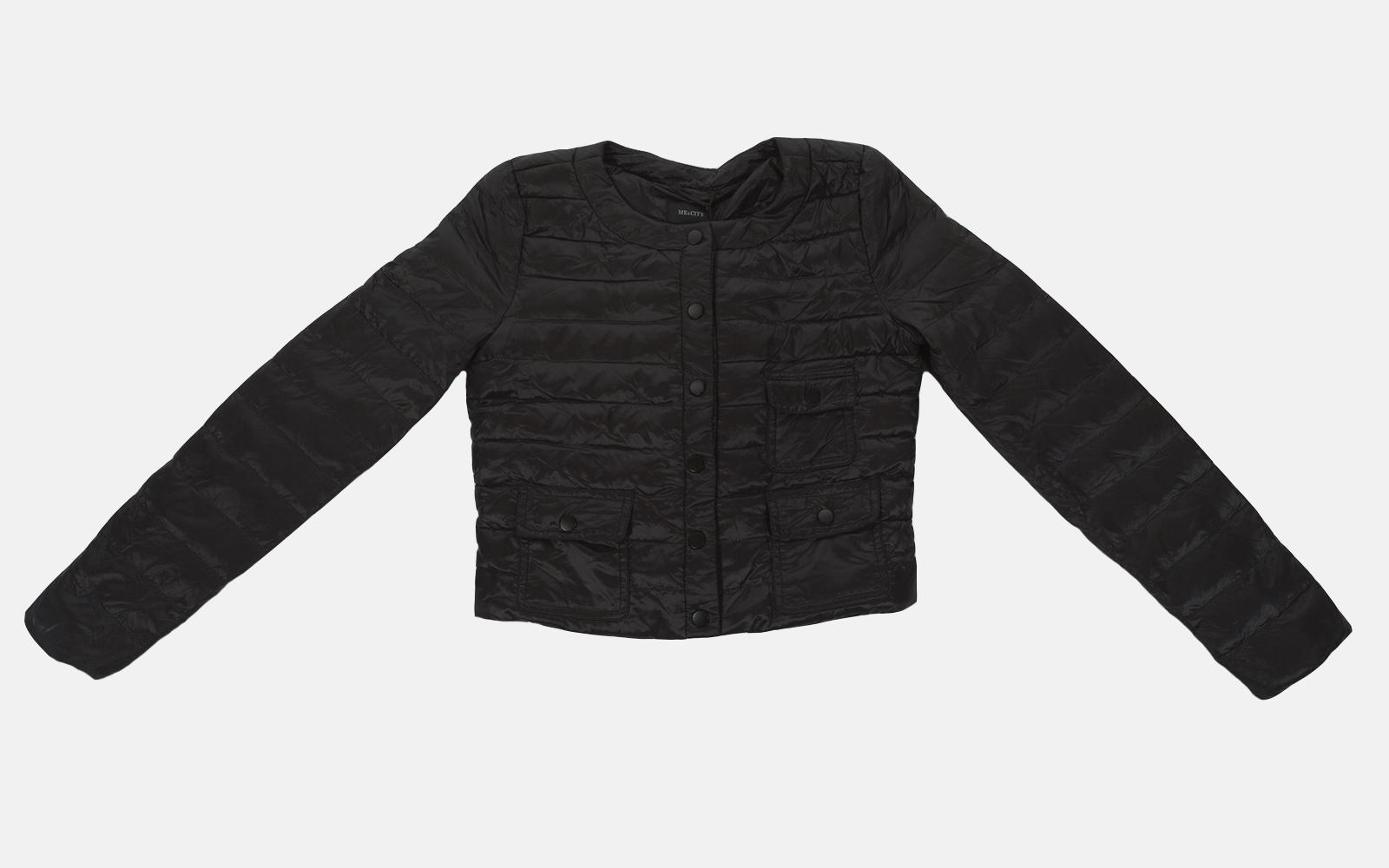 Модная молодежная женская куртка Me & City.