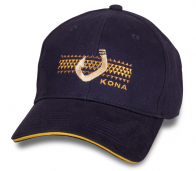 Модная мужская бейсболка Kona.
