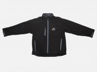 Модная мужская куртка на флисе Bremond & Fils
