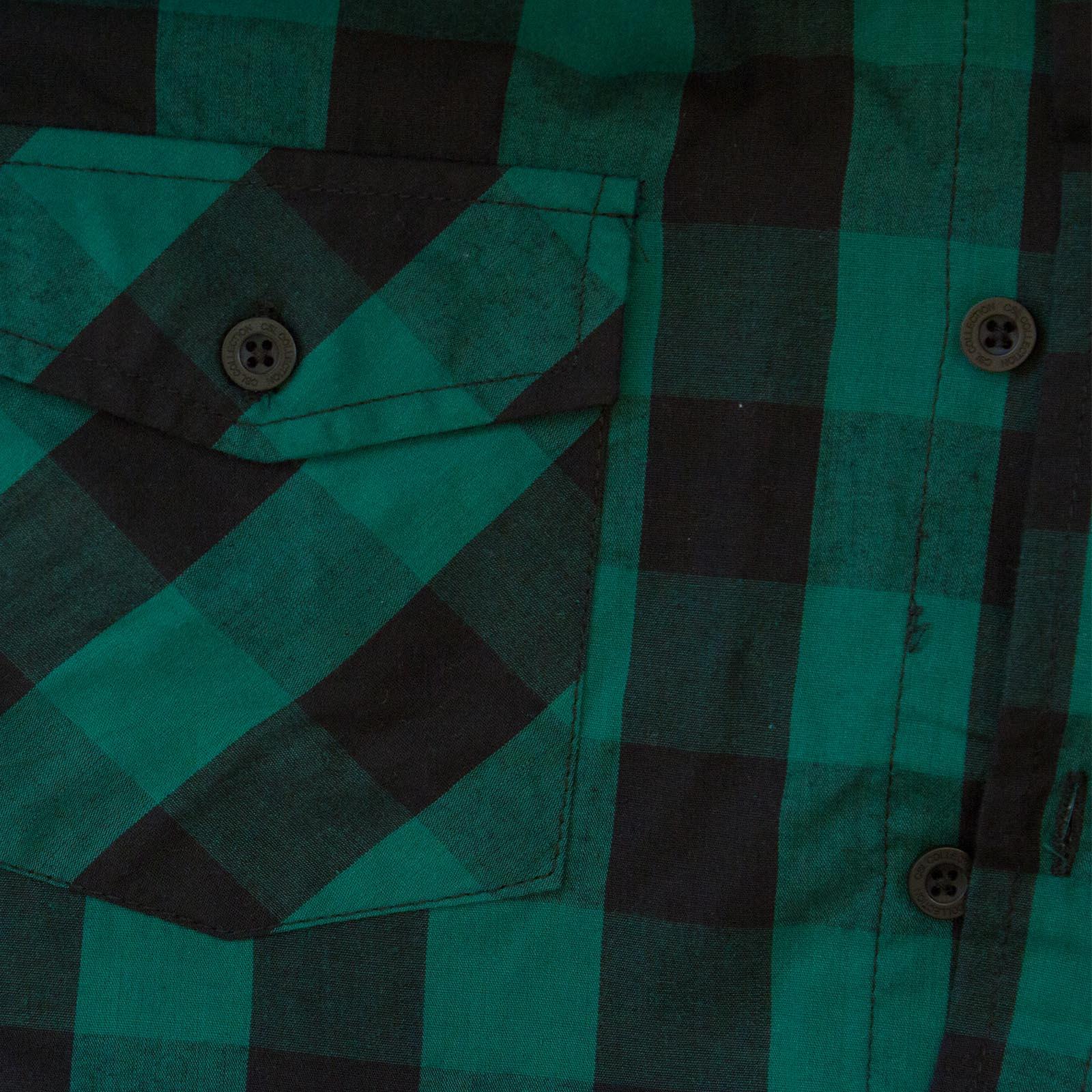Модная мужская рубашка Colegao Csl - карман