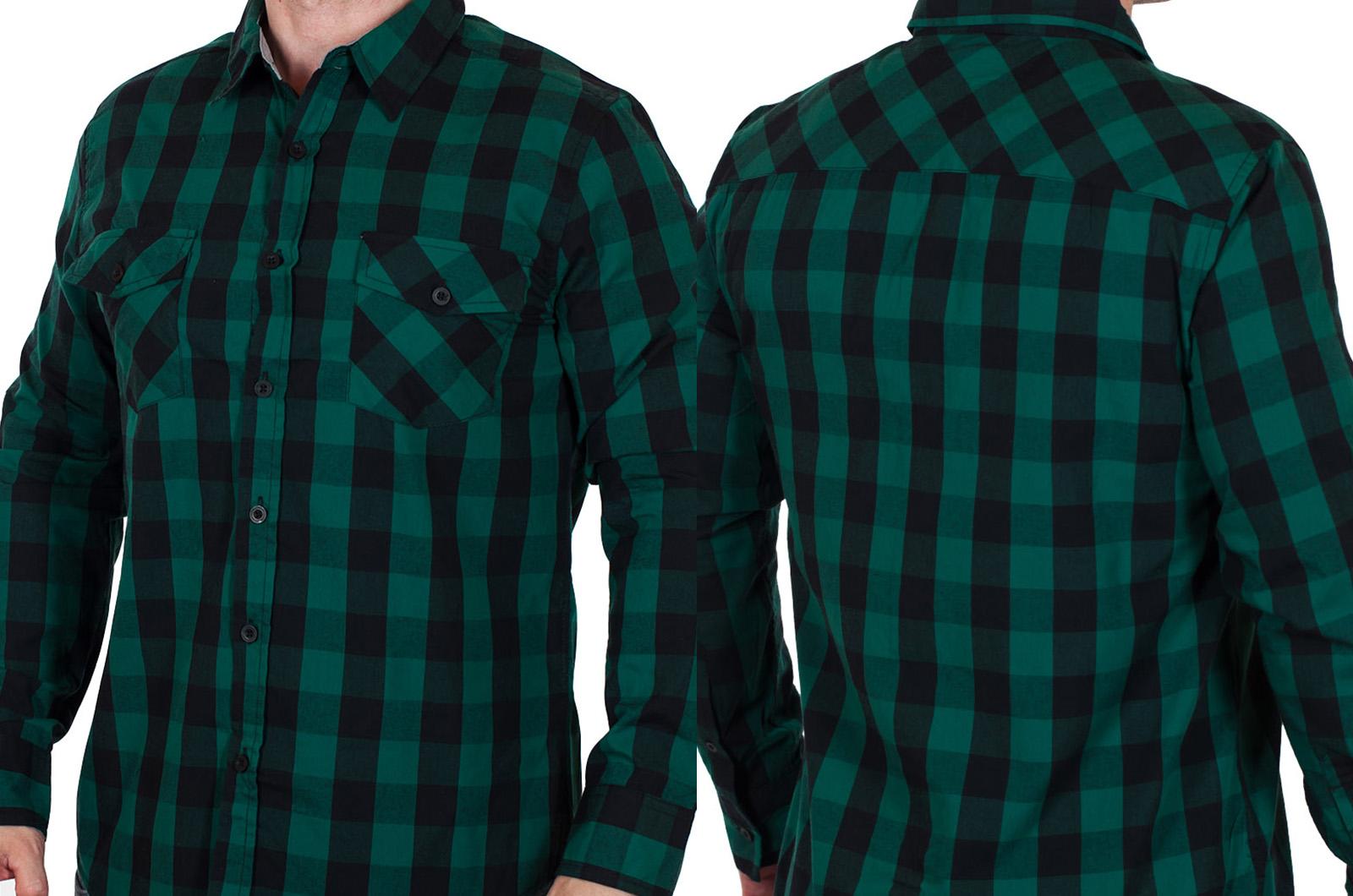 Модная мужская рубашка Colegao Csl