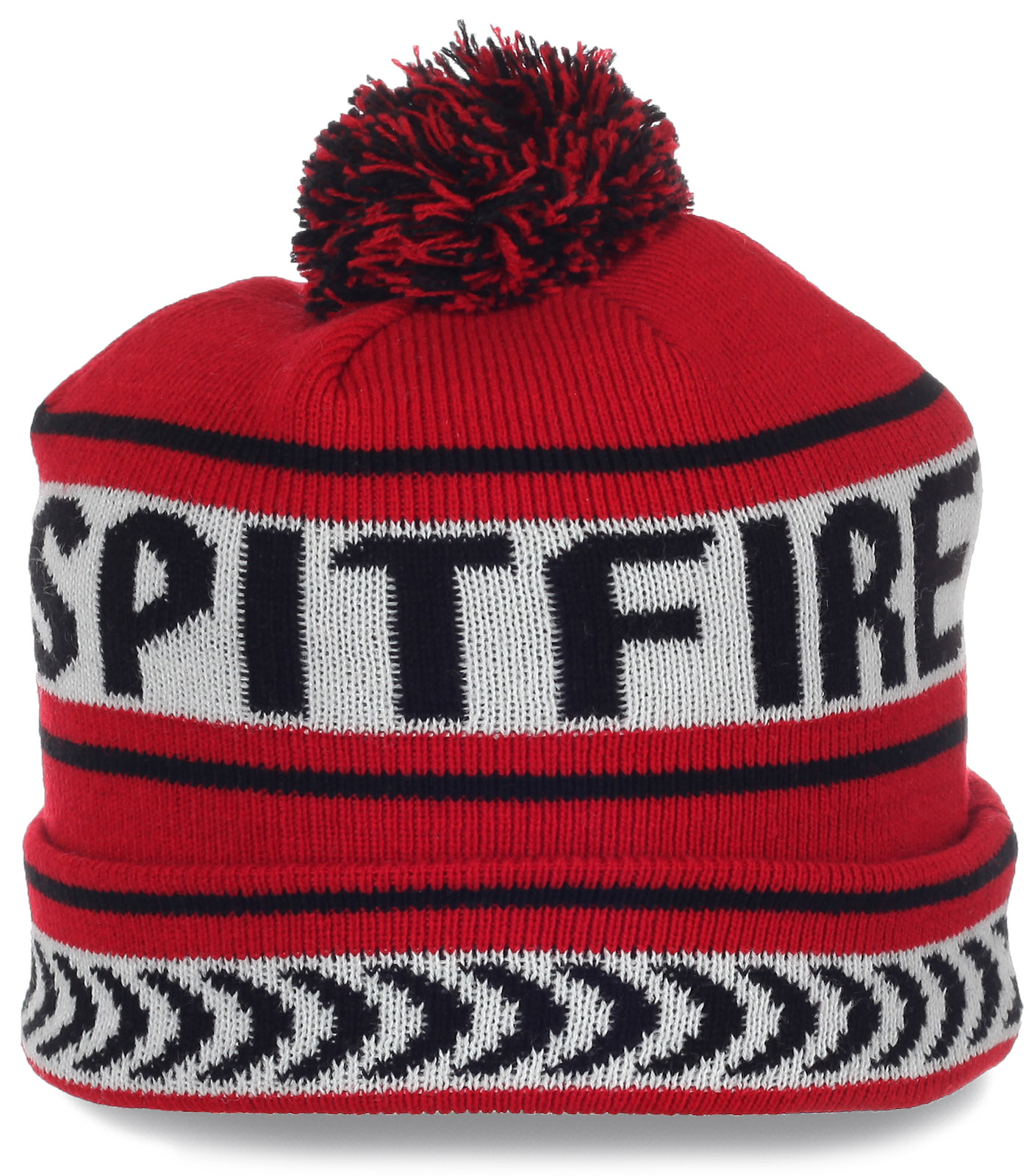 Модная шапка Spitfire для спортивных красоток. Теплая модель, в которой легко и удобно