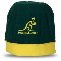 Брендовая мужская шапка Wallabies – модные изнаночные строчки и удобная посадка