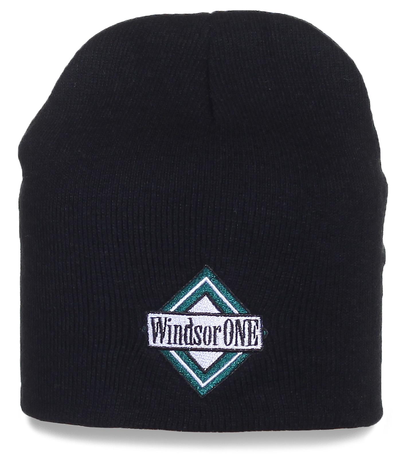 Модная шапка Windsor One. Удобство и практичность гарантированы!