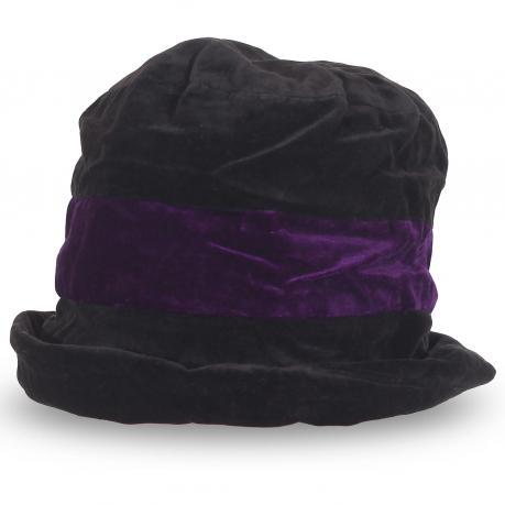 Модная шляпа для прогулок