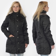 Модная удлиненная женская куртка ESMARA® (Германия).