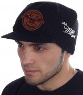 Модная вязанная мужская кепка Miller Way - купить онлайн