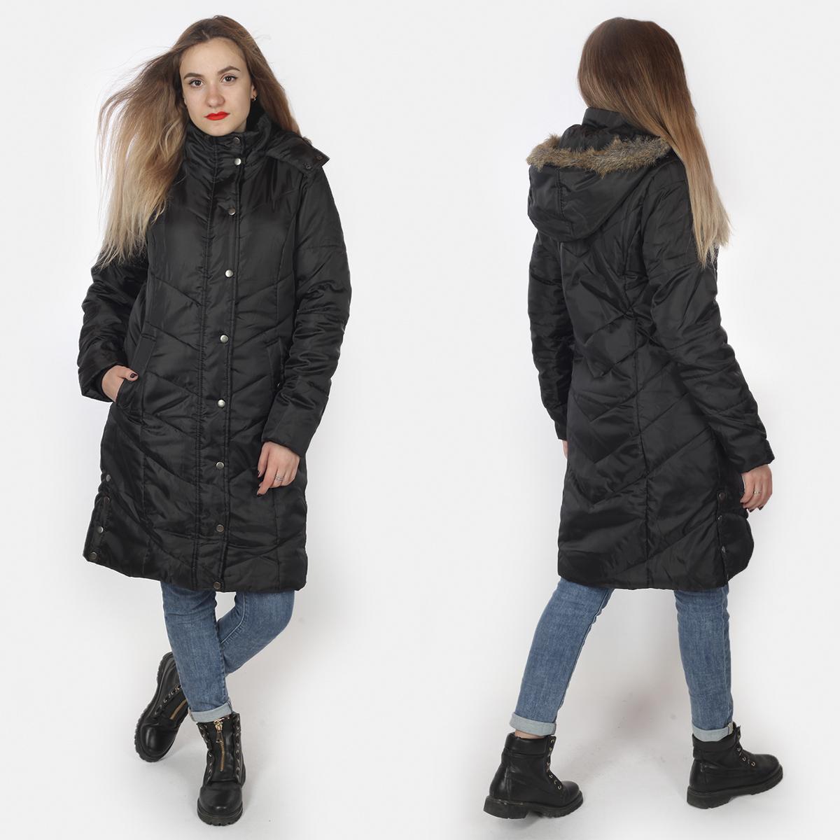 10da695e41e Модная женская куртка-пальто от ESMARA® (Германия). Классная осенне-зимняя  модель с капюшоном и удобными карманами! №3665