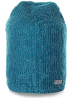 Модная женская шапка Neff. Сияющая модель популярного дизайна. Красавицы, заказывайте!