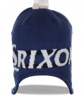 Модная женская шапка Srixon на флисе. Комфортная модель-шлем - тепло всегда!