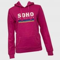 Модная женская толстовка SOHO