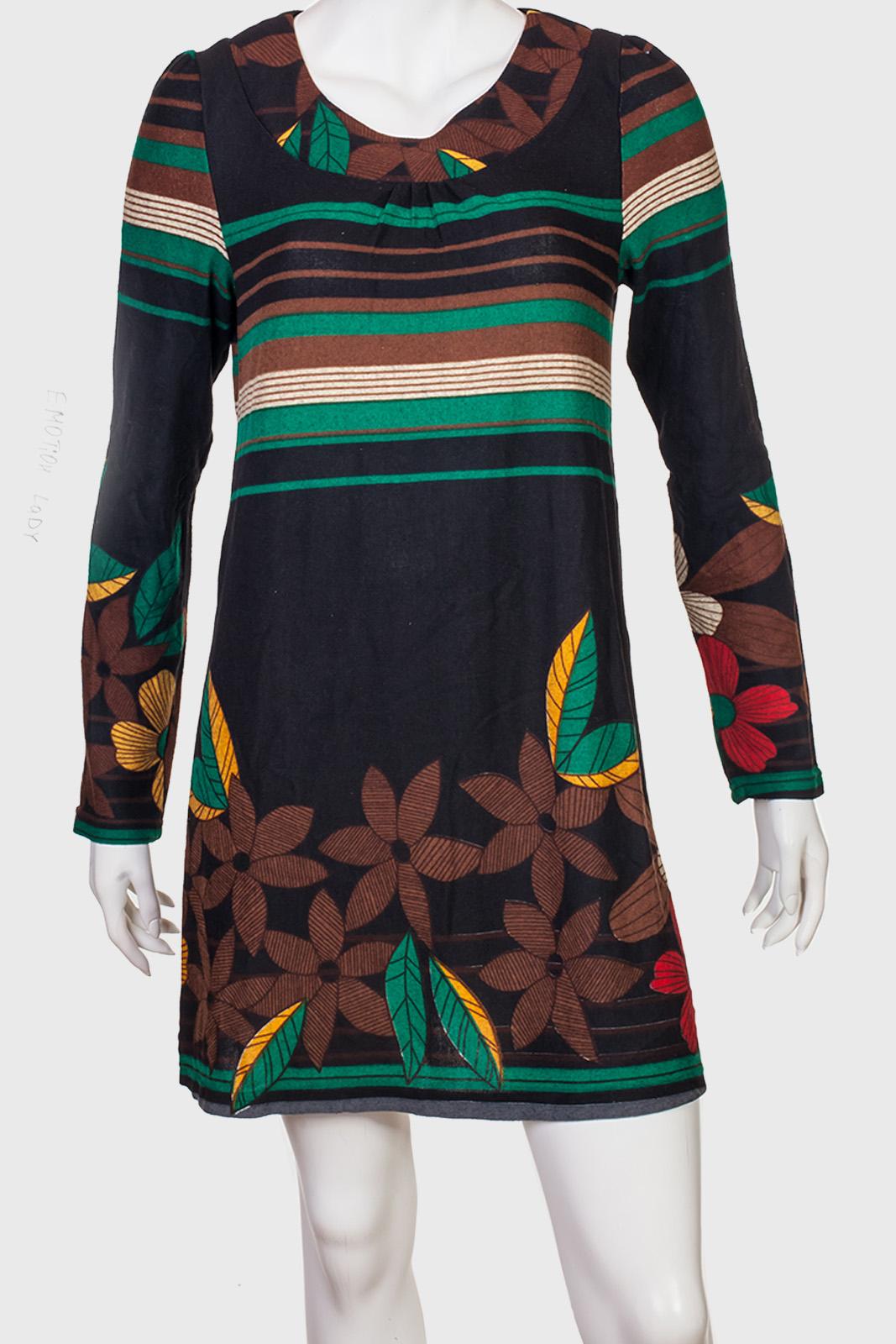Готовы меняться? Модное платье от EMOTION LADI