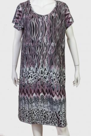 Модное прямое платье Palme