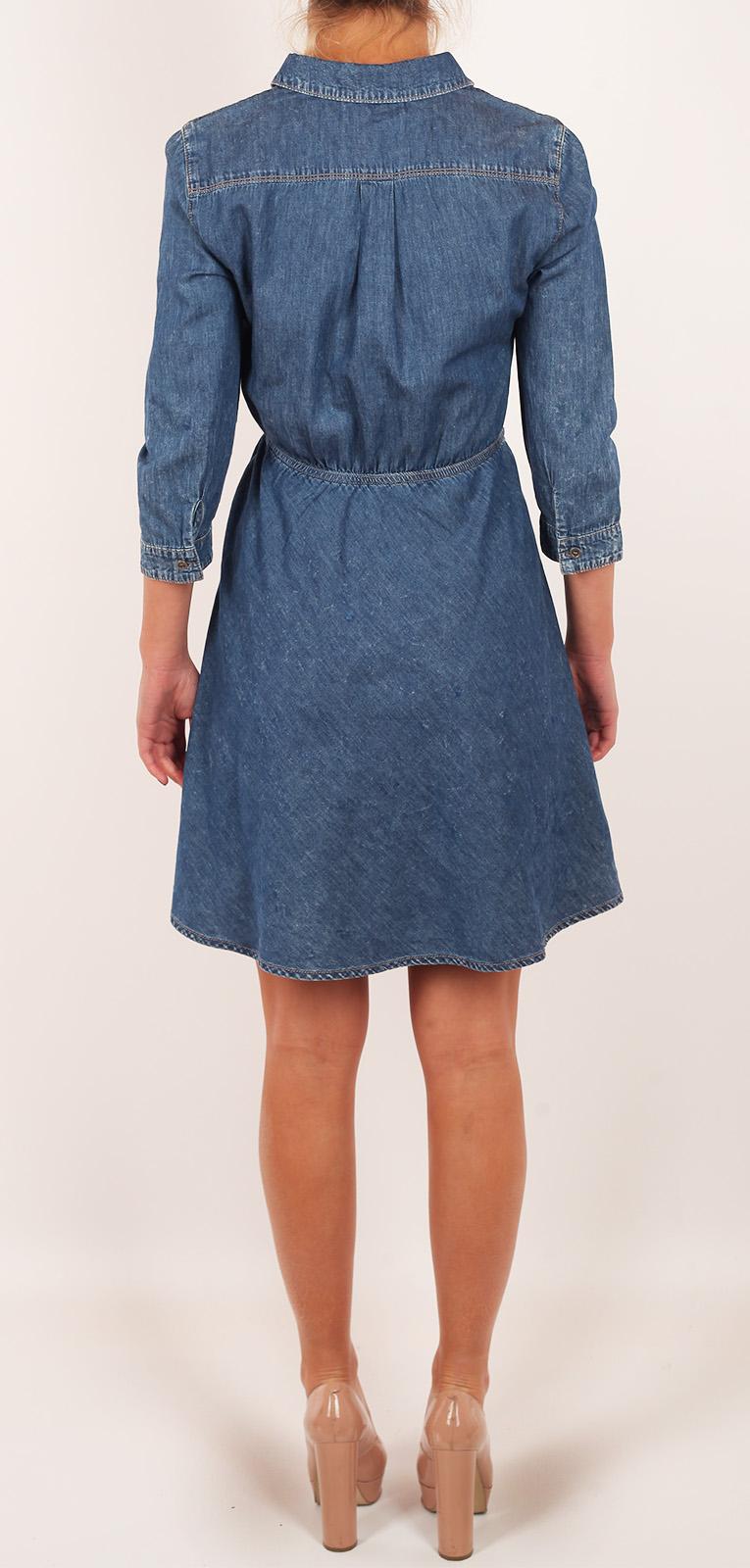Купить джинсовое платье в интернет магазине Военпро