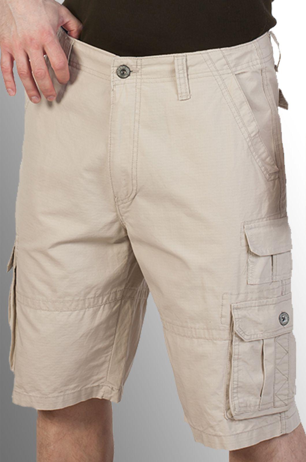 Модные белые шорты по выгодной цене