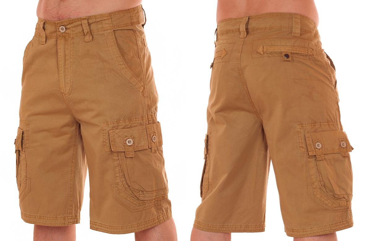 Модные мужские шорты от бренда Grind House с доставкой