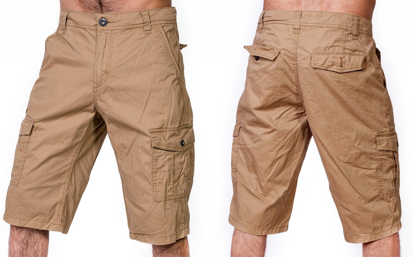 Мужские шорты бермуды Celio - купить онлайн
