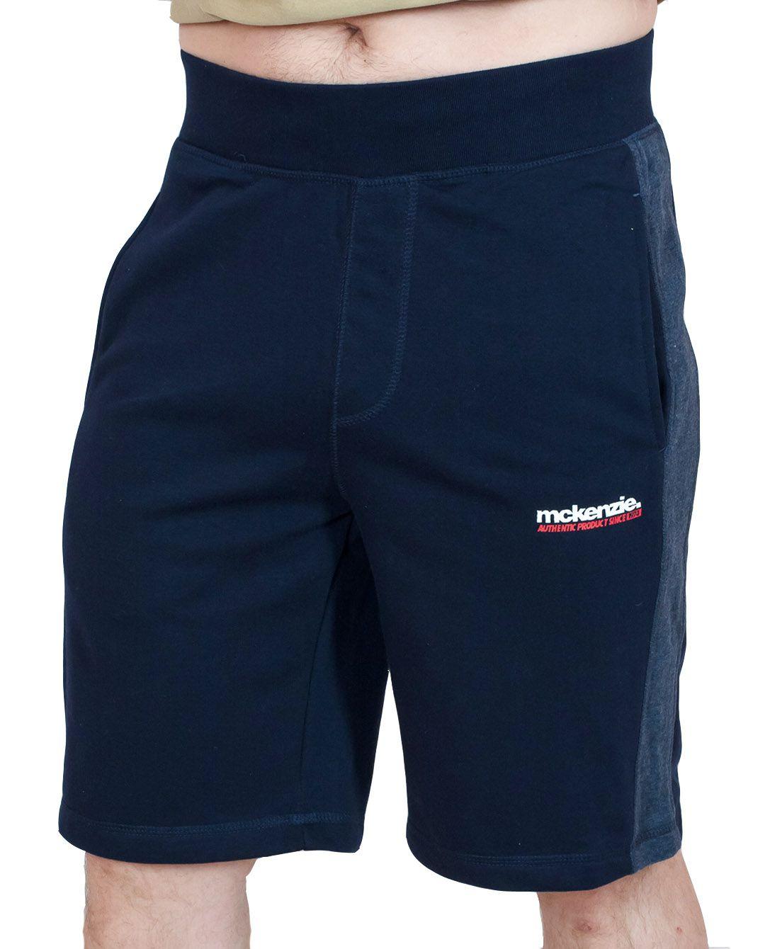 Модные мужские шорты McKenzie - вид спереди