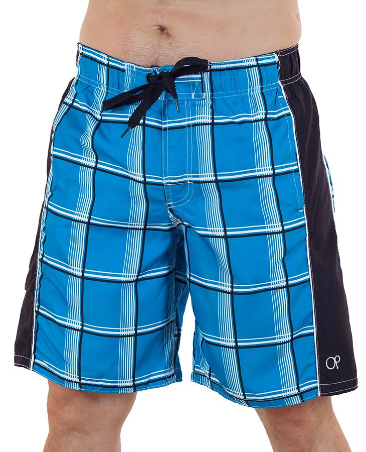 Купить модные мужские шорты OP для курортного отдыха
