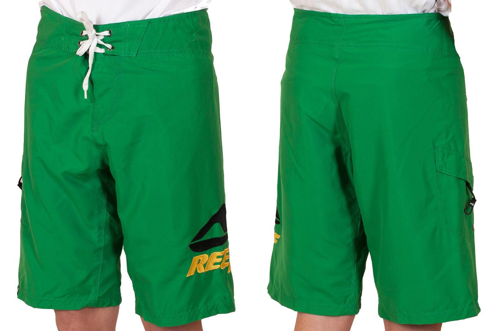 Модные подростковые шорты Reef - обший вид