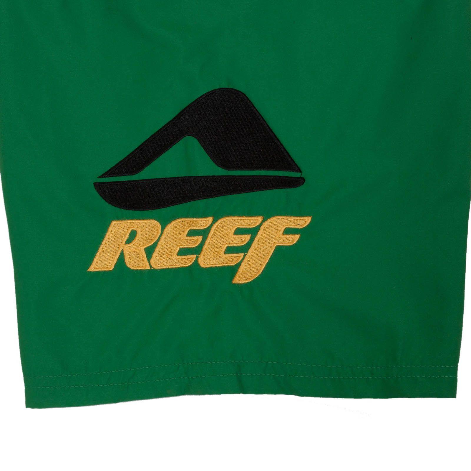 Модные подростковые шорты Reef - принт