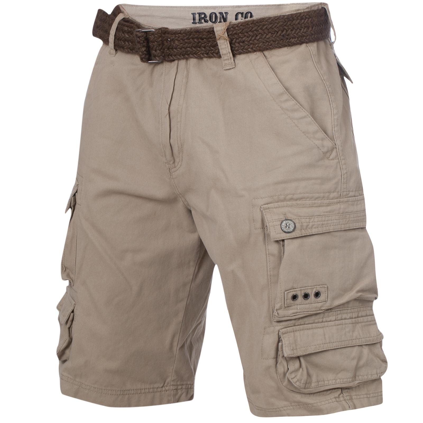 Модные шорты для лета (Iron Co., США)