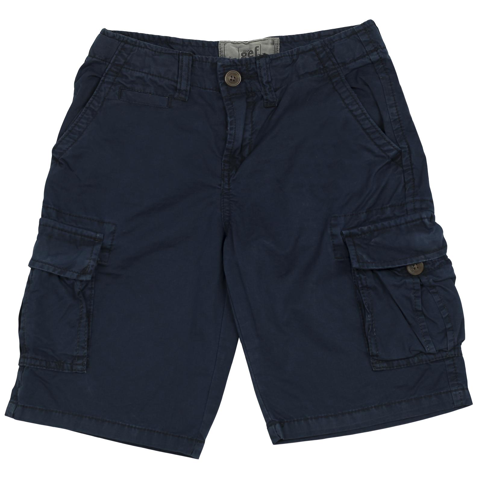 Модные шорты Gef. Качественная и практичная модель из натуральной ткани