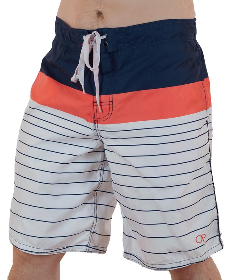 Купить модные шорты мужские OP для отдыха на море