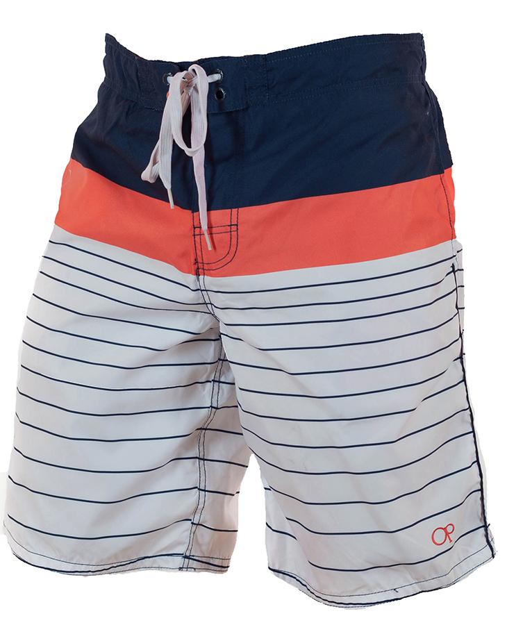 Модные шорты мужские OP для отдыха на море
