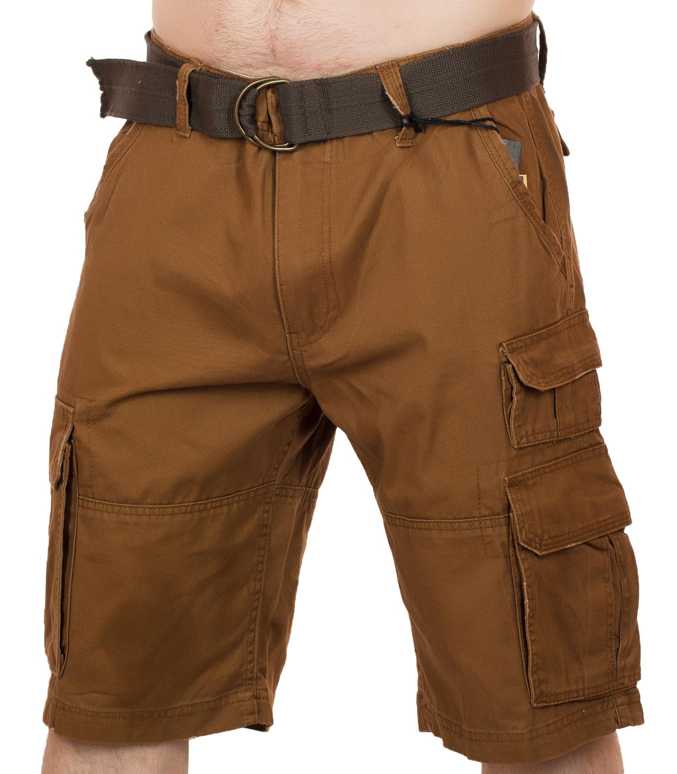 Модные шорты на лето мужские (Plugg, США)