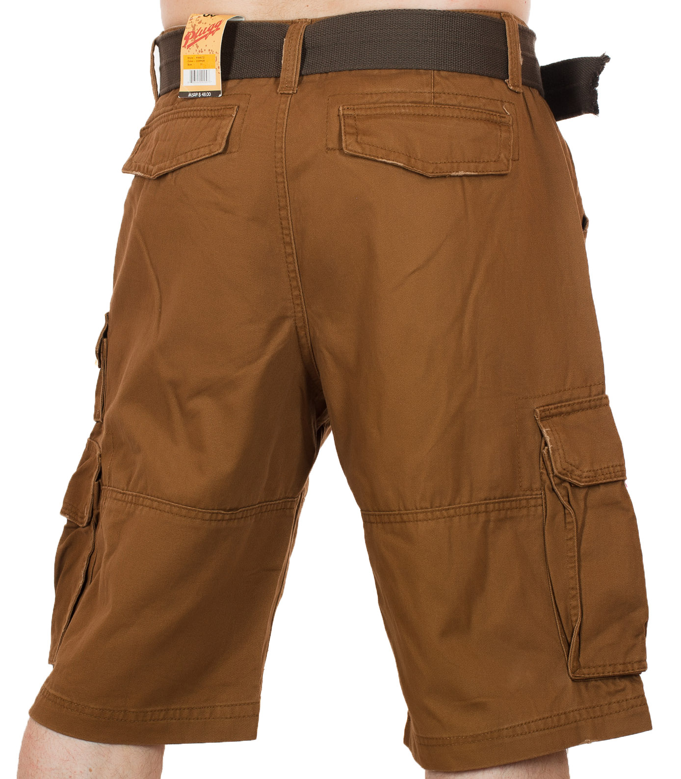 Заказать модные шорты на лето мужские (Plugg, США)
