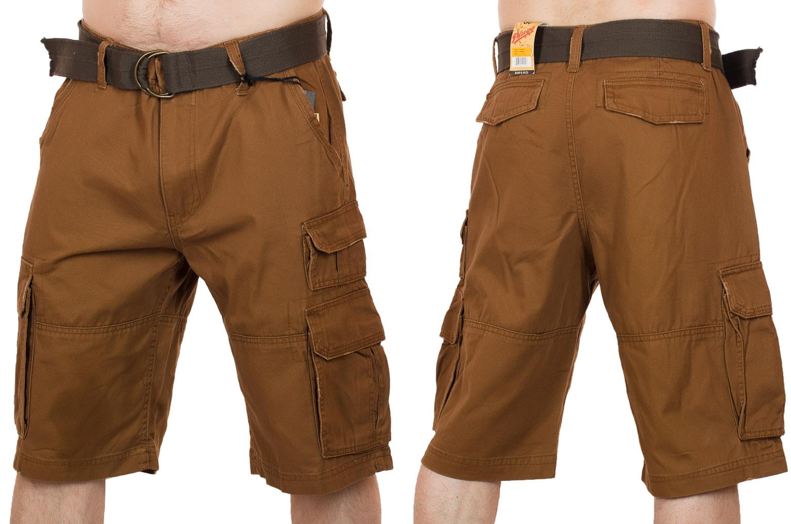 Модные шорты на лето мужские (Plugg, США) с доставкой