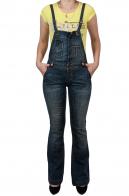 Модный джинсовый комбинезон от Vero Moda