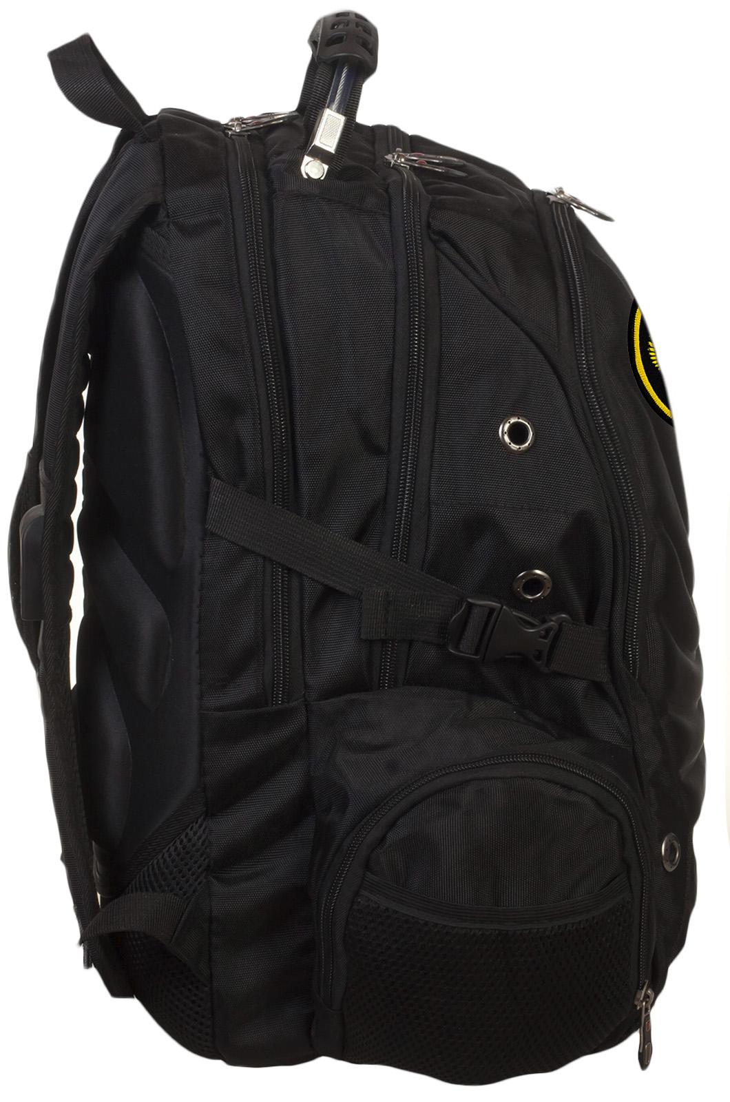 Модный крутой рюкзак с нашивкой Грибные войска - заказать онлайн