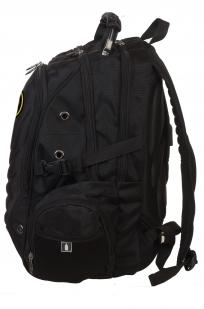 Модный крутой рюкзак с нашивкой Грибные войска - заказать выгодно